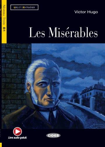 Cover Les Misérables 978-3-12-500253-1 Victor Hugo Französisch