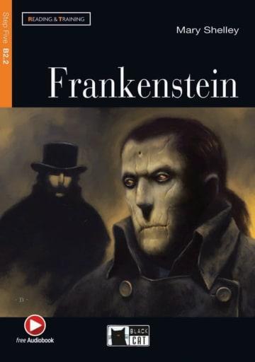 Cover Frankenstein 978-3-12-500157-2 Mary Shelley Englisch