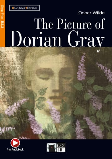 Cover The Picture of Dorian Gray 978-3-12-500165-7 Oscar Wilde Englisch