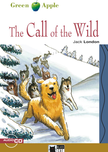Cover The Call of the Wild 978-3-12-500067-4 Jack London Englisch