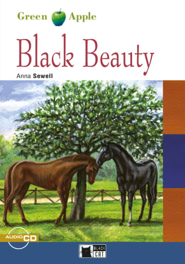 Cover Black Beauty 978-3-12-500007-0 Anna Sewell Englisch