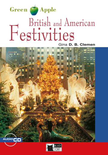Cover British and American Festivities 978-3-12-500074-2 Gina D. B. Clemen Englisch
