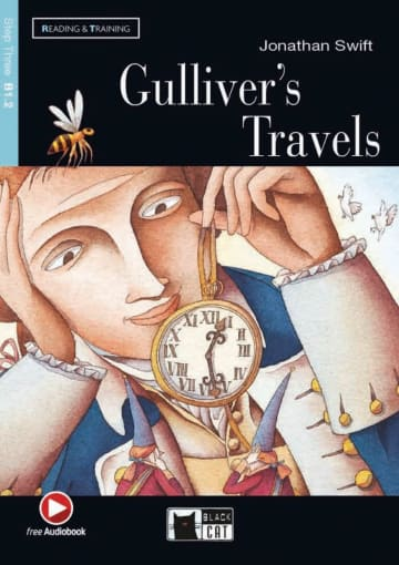 Cover Gulliver's Travels 978-3-12-500192-3 Jonathan Swift Englisch