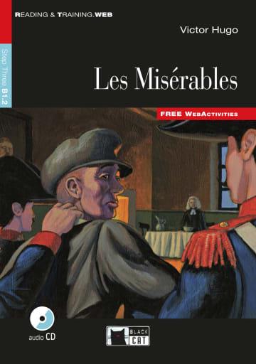 Cover Les Misérables 978-3-12-500151-0 Victor Hugo Englisch