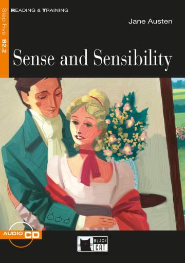 Cover Sense and Sensibility 978-3-12-500198-5 Jane Austen Englisch