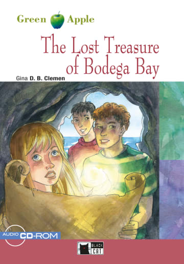 Cover The Lost Treasure of Bodega Bay 978-3-12-500070-4 Gina D. B. Clemen Englisch