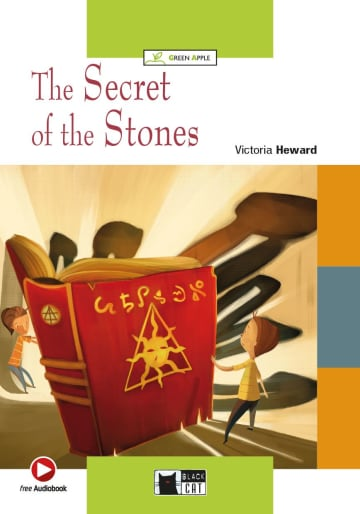 Cover The Secret of the Stones 978-3-12-500011-7 Victoria Heward Englisch