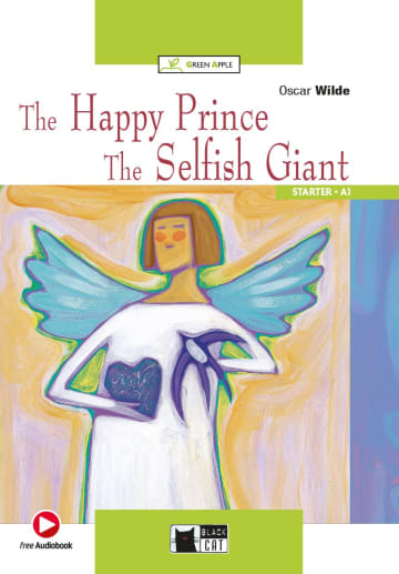 Cover The Happy Prince and The Selfish Giant 978-3-12-500012-4 Oscar Wilde Englisch