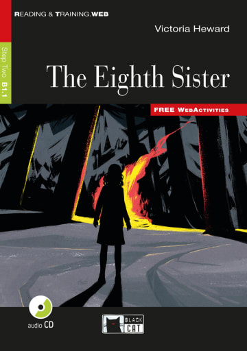 Cover The Eighth Sister 978-3-12-500096-4 Victoria Heward Englisch