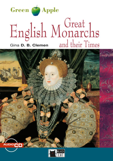 Cover Great English Monarchs and their Times 978-3-12-500069-8 Gina D. B. Clemen Englisch