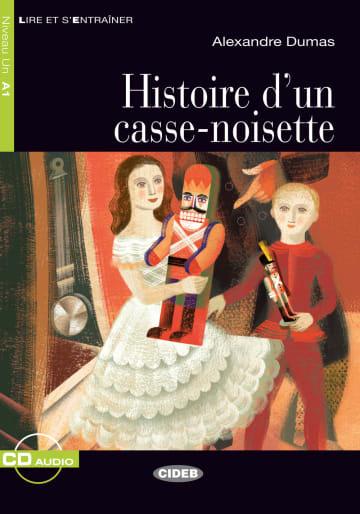 Cover Histoire d'un casse-noisette 978-3-12-500262-3 Alexandre Dumas Französisch