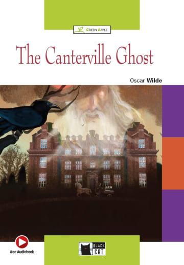 Cover The Canterville Ghost 978-3-12-500094-0 Oscar Wilde Englisch