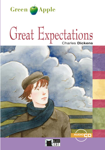 Cover Great Expectations 978-3-12-500076-6 Charles Dickens Englisch