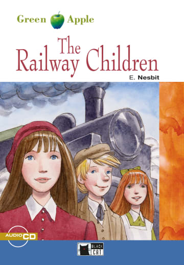 Cover The Railway Children 978-3-12-500090-2 Edith Nesbit Englisch