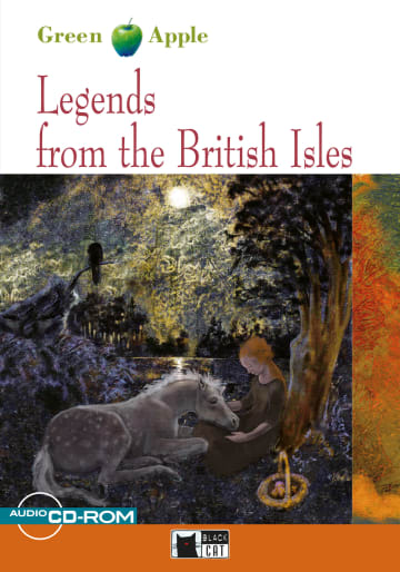 Cover Legends from the British Isles 978-3-12-500068-1 Deborah Meyers Englisch