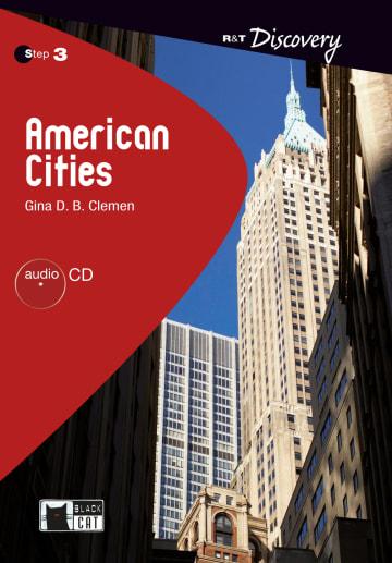Cover American Cities 978-3-12-500166-4 Gina D. B. Clemen Englisch