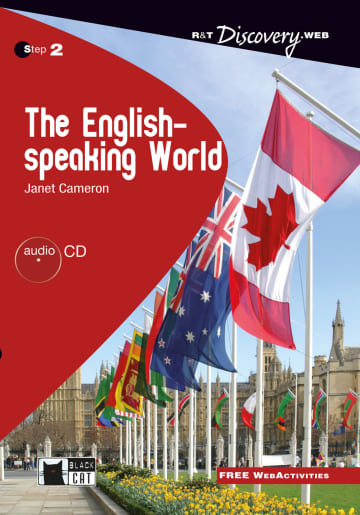 Cover The English-speaking World 978-3-12-500180-0 Janet Cameron Englisch