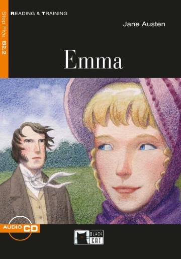Cover Emma 978-3-12-500197-8 Jane Austen Englisch