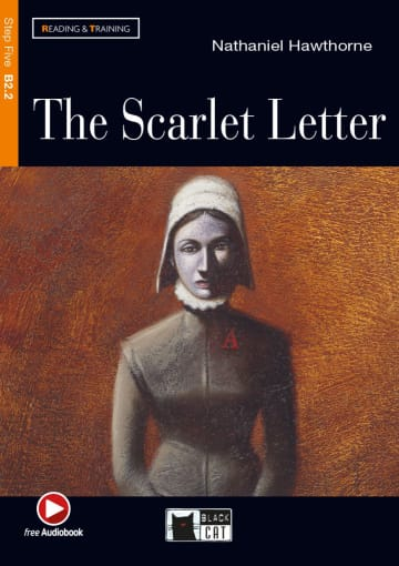 Cover The Scarlet Letter 978-3-12-500188-6 Nathaniel Hawthorne Englisch