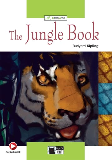 Cover The Jungle Book 978-3-12-500008-7 Rudyard Kipling Englisch