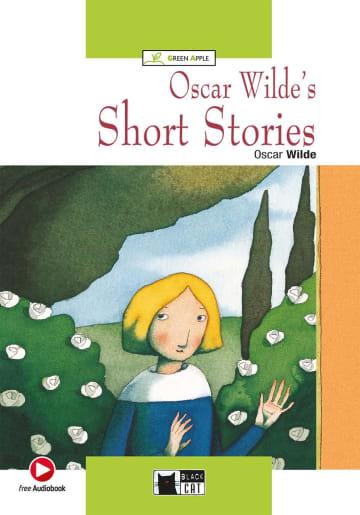 Cover Oscar Wilde's Short Stories 978-3-12-500072-8 Oscar Wilde Englisch
