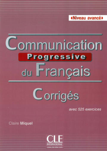 Cover Communication progressive du français 978-3-12-526033-7 Französisch