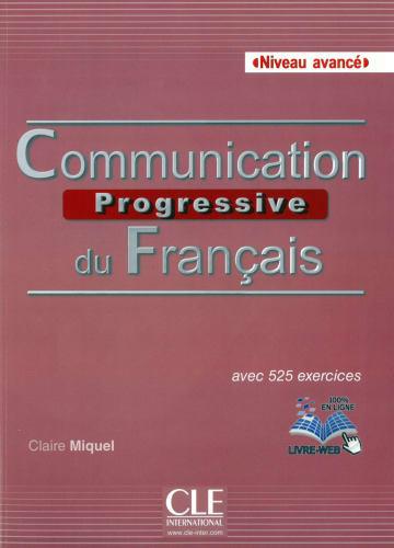 Cover Communication progressive du français 978-3-12-526029-0 Französisch