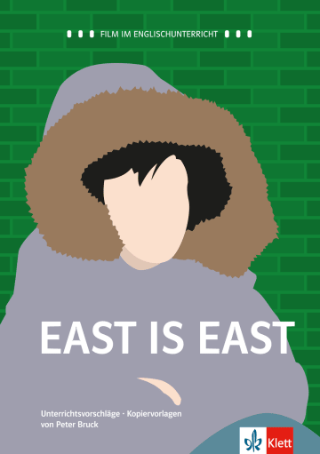 Cover East is East 978-3-12-577483-4 Peter Bruck Englisch