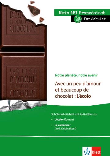 Cover Notre planète, notre avenir - L'écolo 978-3-12-591599-2 Französisch