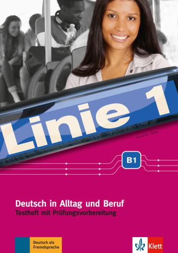 Cover Linie 1 B1 978-3-12-607099-7 Deutsch als Fremdsprache (DaF),Deutsch als Zweitsprache (DaZ)