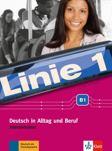 Cover Linie 1 B1 978-3-12-607098-0 Deutsch als Fremdsprache (DaF),Deutsch als Zweitsprache (DaZ)