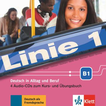 Cover Linie 1 B1 978-3-12-607095-9 Deutsch als Fremdsprache (DaF),Deutsch als Zweitsprache (DaZ)