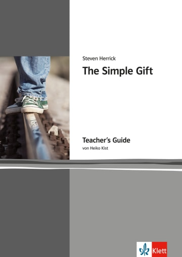 Cover The Simple Gift 978-3-12-578202-0 Englisch