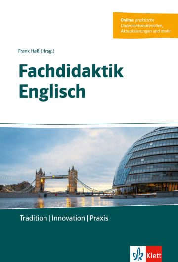 Cover Fachdidaktik Englisch 978-3-12-920118-3 Englisch