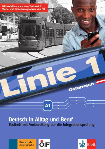 Cover Linie 1 Österreich A1 978-3-12-607066-9 Deutsch als Zweitsprache (DaZ)