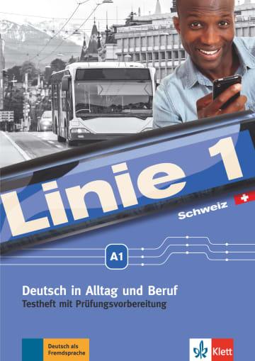 Cover Linie 1 Schweiz A1 978-3-12-607025-6 Deutsch als Fremdsprache (DaF),Deutsch als Zweitsprache (DaZ)