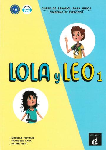 Cover Lola y Leo 1 978-3-12-525670-5 Spanisch