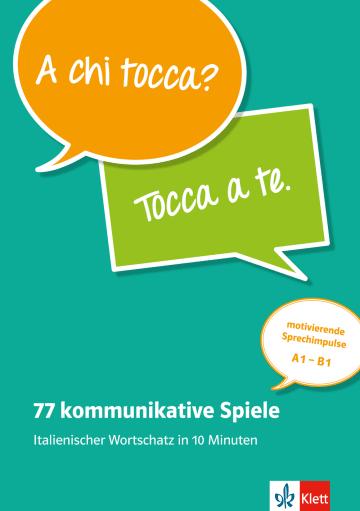 Cover 77 kommunikative Spiele 978-3-12-525849-5 Italienisch