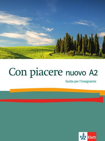 Cover Con piacere nuovo A2 978-3-12-525207-3 Italienisch