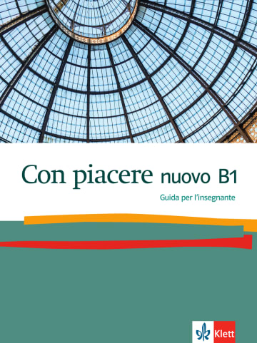 Cover Con piacere nuovo B1 978-3-12-525213-4 Italienisch