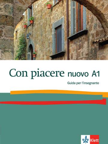 Cover Con piacere nuovo A1 978-3-12-525202-8 Italienisch