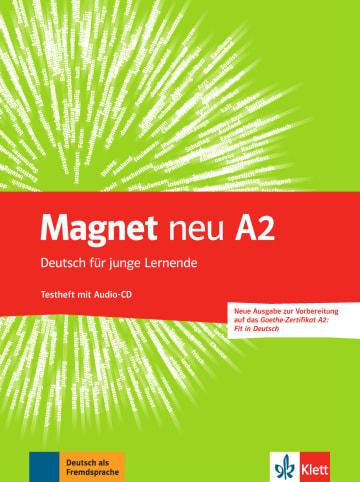 Cover Magnet neu A2 978-3-12-676132-1 Deutsch als Fremdsprache (DaF)
