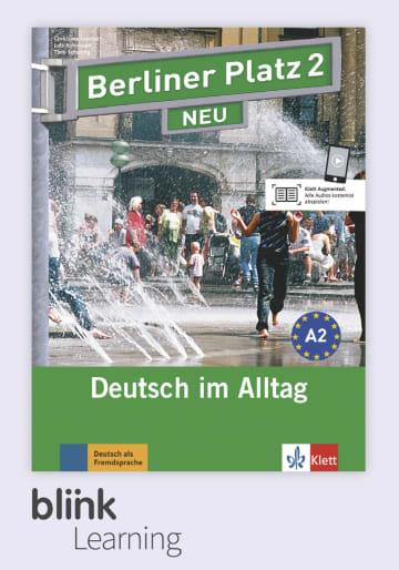 Cover Berliner Platz NEU 2 - Digitale Ausgabe mit LMS NP01160603901 Deutsch als Fremdsprache (DaF)