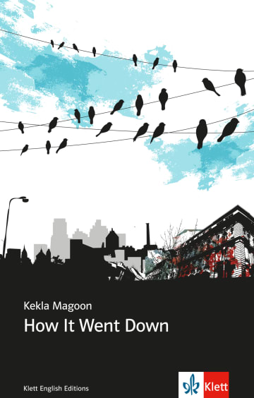 Cover How It Went Down 978-3-12-578207-5 Kekla Magoon Englisch