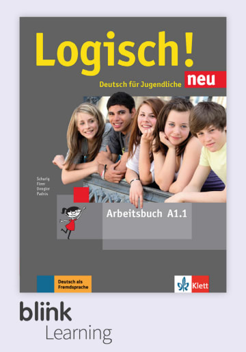 Cover Logisch! neu A1.1 - Digitale Ausgabe mit LMS NP01160520401 Deutsch als Fremdsprache (DaF),Deutsch als Zweitsprache (DaZ)