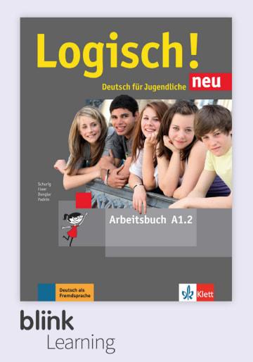 Cover Logisch! neu A1.2 - Digitale Ausgabe mit LMS NP01160520601 Deutsch als Fremdsprache (DaF),Deutsch als Zweitsprache (DaZ)