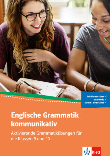 Cover Englische Grammatik kommunikativ 978-3-12-505707-4 Englisch