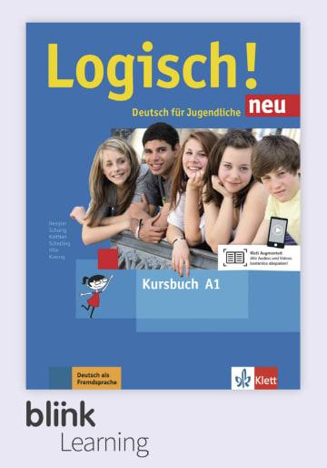 Cover Logisch! neu A1 - Digitale Ausgabe mit LMS NP01160520102 Deutsch als Fremdsprache (DaF),Deutsch als Zweitsprache (DaZ)