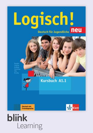 Cover Logisch! neu A1.1 - Digitale Ausgabe mit LMS NP01160520301 Deutsch als Fremdsprache (DaF),Deutsch als Zweitsprache (DaZ)