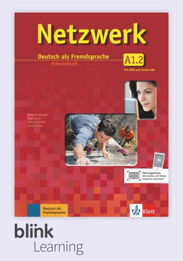 Cover Netzwerk A1.2 - Digitale Ausgabe mit LMS NP01160613202 Deutsch als Fremdsprache (DaF)